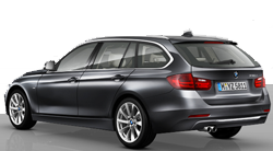 Foto BMW Serie 3 Touring Station Wagon