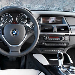 Interni BMW X6